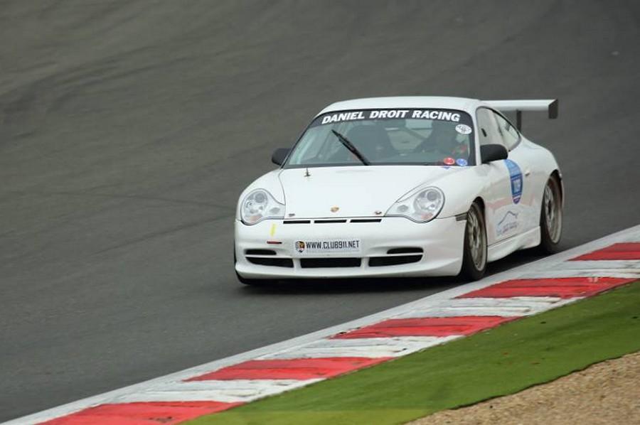 Stages de pilotage sur Porsche
